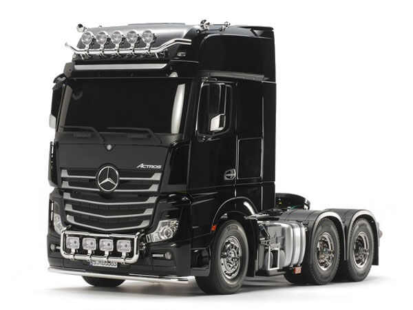 56348 Tamiya Mercedes Benz Actros 3363 6x4 Gigaspace NEW R/C Electric Truck Kit