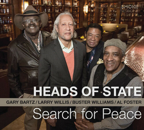 Heads Of State - Search for Peace [New CD]
