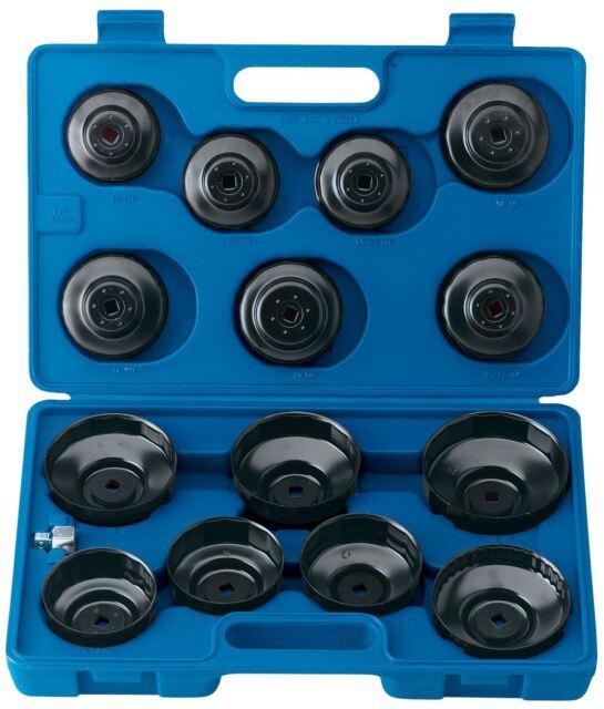 Draper Expert 15 Piece Oil Filter Cup Socket Set 40105
