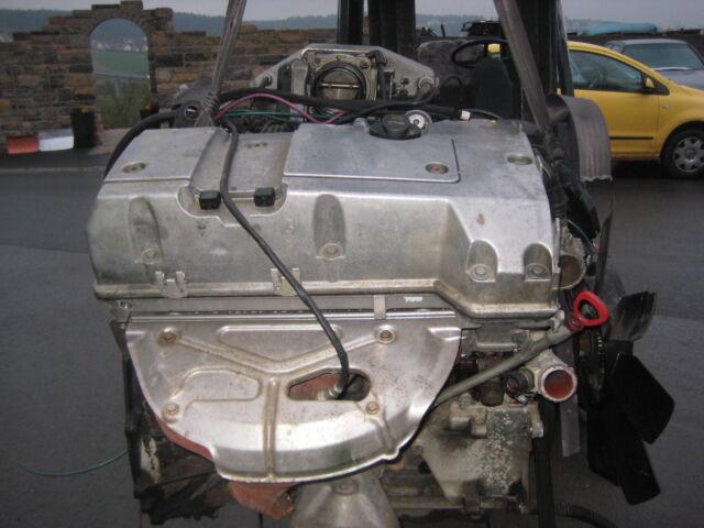 Motor - M111961 - C220 150PS - 147.149km Mercedes-benz C-klasse H0 202
