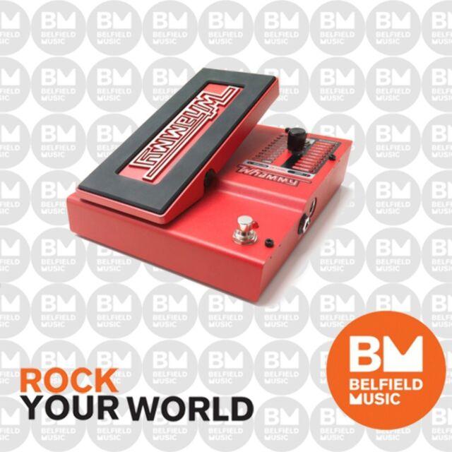Digitech Whammy Guitar Effect FX Foot Pedal Gen V 5th Generation - BNIB - BM