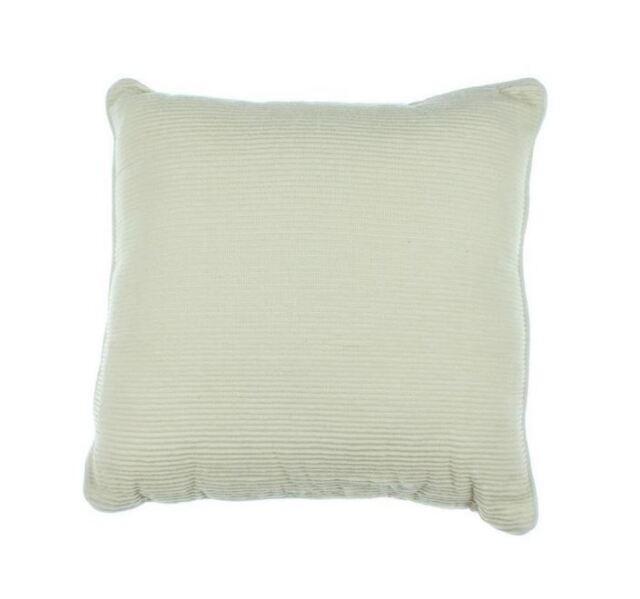F40 Martha Stewart Pleated Wave Americana 40x40 Decorative Pillow Impressive Martha Stewart Decorative Pillows