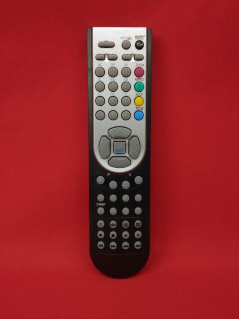 Remote control to Distance Original TV SUNSTECH TLEI26HD TLI26HDMKWBK