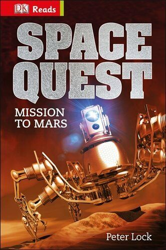 Space Quest (DK Reads Starting To Read Alone),Peter Lock