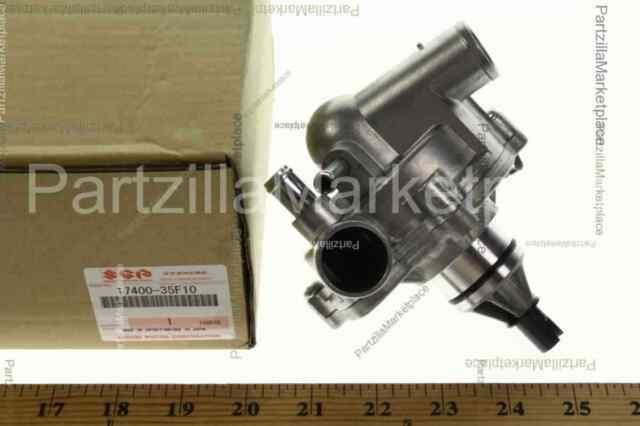 Suzuki 17400 35F10   PUMP ASSY WATER