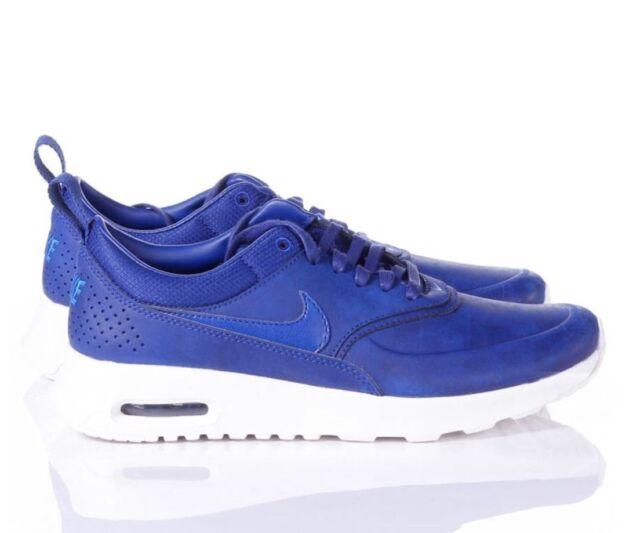Nike Women's Air Max Thea PremiumUK 6.5 EUR 40.5 616723 400 NUOVI