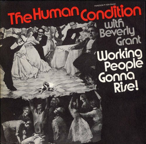 Human Condition - Working People Gonna Rise! [New CD]