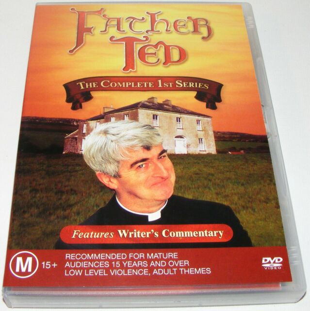 FATHER TED : Complete Series 1-----(Dvd)