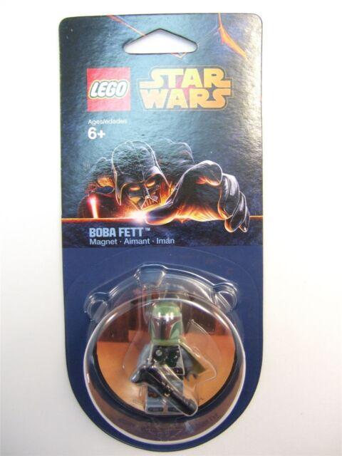 Lego Star wars, Boba Fett Magnet (2014) - 851317 (with leg decoration)