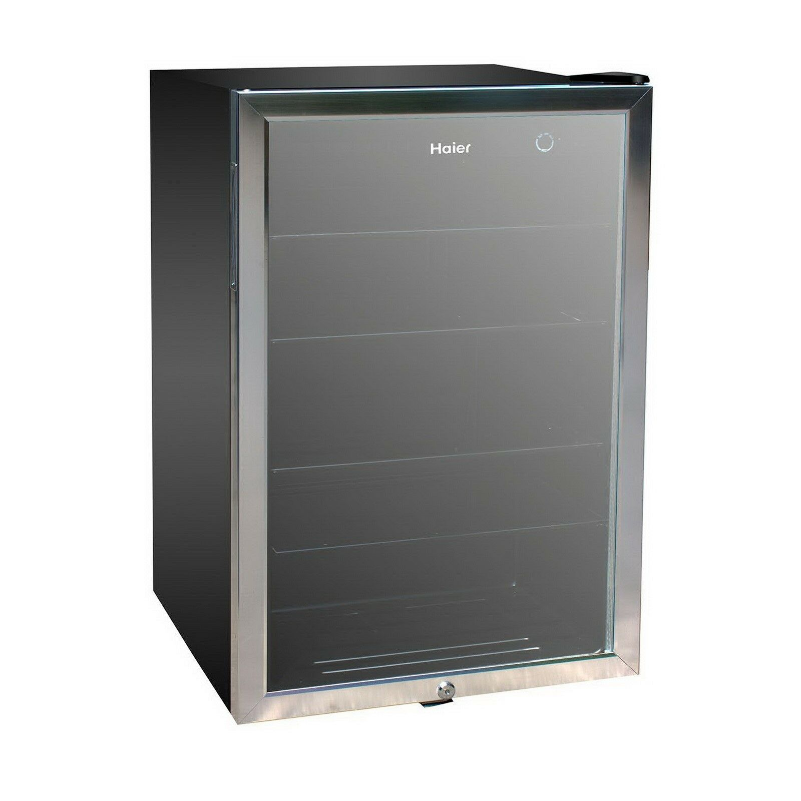 haier mini fridge parts. new haier 150 can beverage mini fridge refrigerator glass door cooler parts .