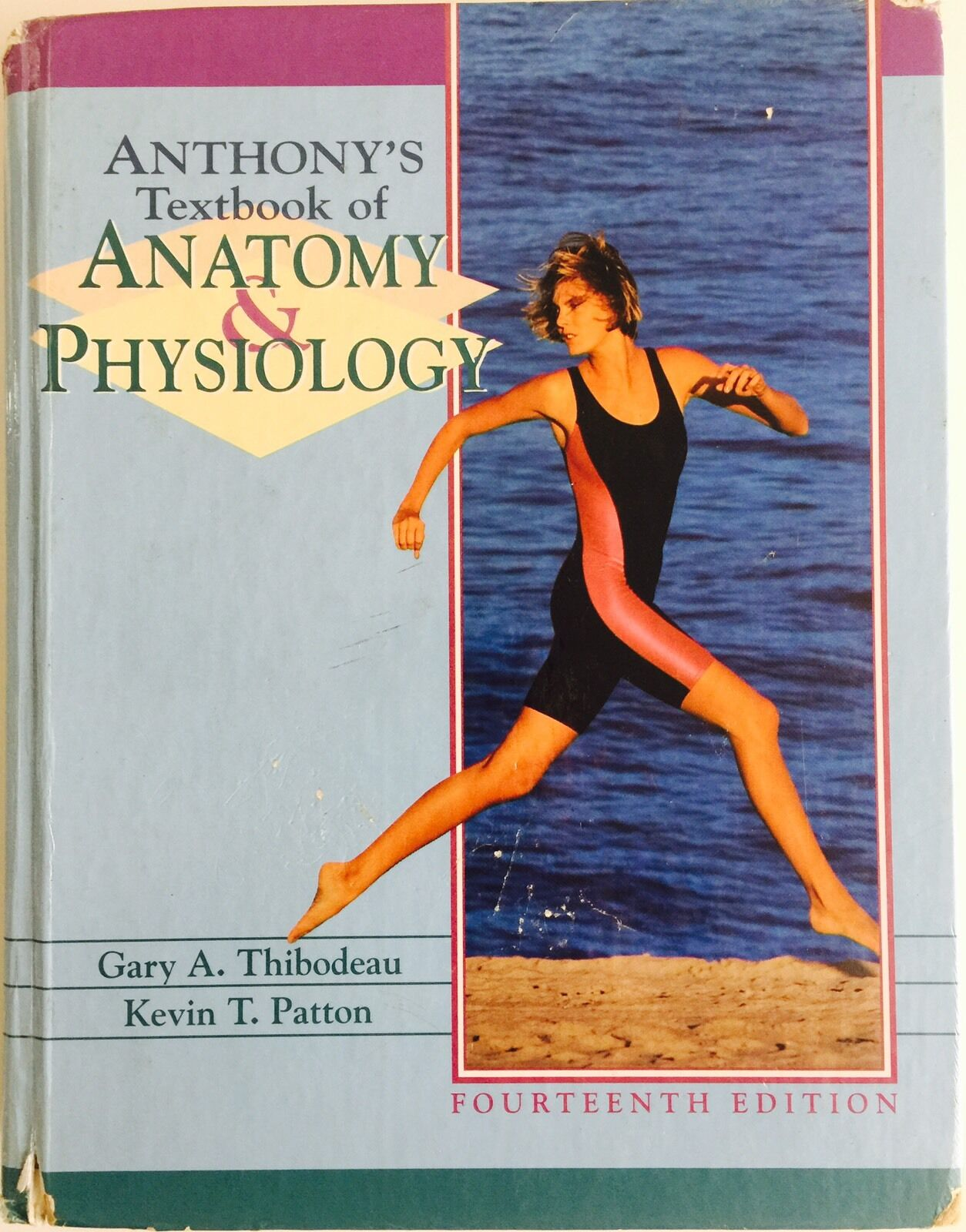 Anthony\'s Text of Anatomy and Physiology by Kevin T. Patton and Gary ...
