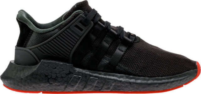 adidas originali eqt attrezzature impulso 93 / 17 black red carpet cq2394