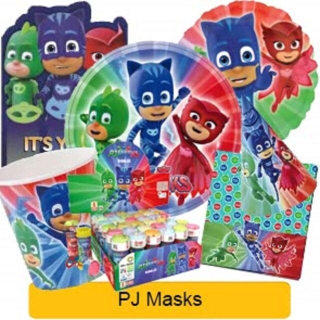 PJ Masks Childrens Kids Girls Boys Birthday Party Latex Helium ...