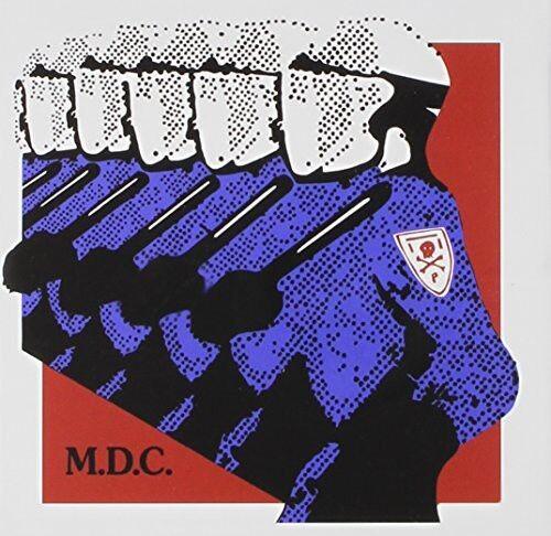 MDC - Millions of Dead Cops-Millennium Edition [New CD]