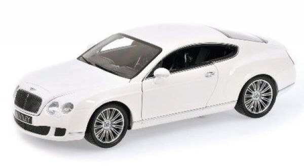 Bentley Continental GT (weiss) 2008
