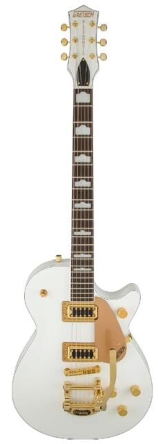 Gretsch pro Jet White /gold Limited RETOURE - G5434t-ltd   eBay