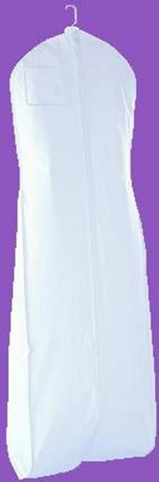 White Vinyl Church Choir Clergy Robe Gown Dress Garment Bag | eBay