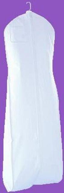White Vinyl Church Choir Clergy Robe Gown Dress Garment Bag Ebay