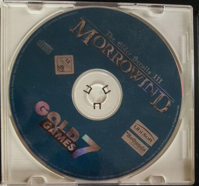 The Elder Scrolls III - Morrowind (PC, 2002, DVD-Box)
