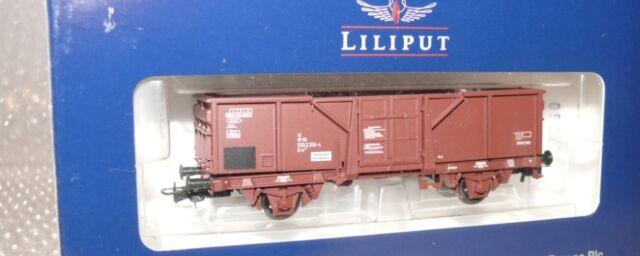 HS  Liliput L  235065 Mittelselbstentladewagen  DB Fabrikneu