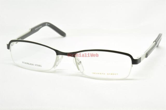 Occhiali da Vista/Eyeglasses Seventh Street Mod. S165 Col. BFS Cal. 49 NEW kFVIXWyxwg