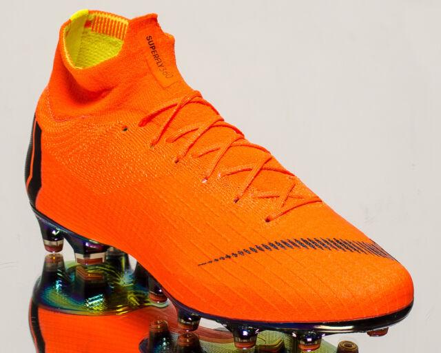 4e4ed03f32025 ... ireland nike mercurial superfly 6 elite ag pro soccer cleats new total  orange ah7377 810 816b7