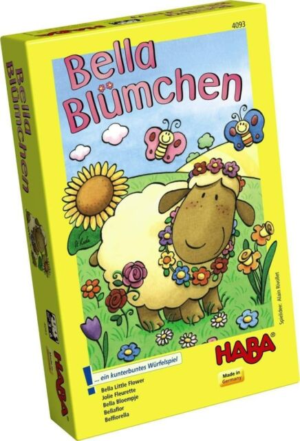 HABA Bella Blümchen Spiel