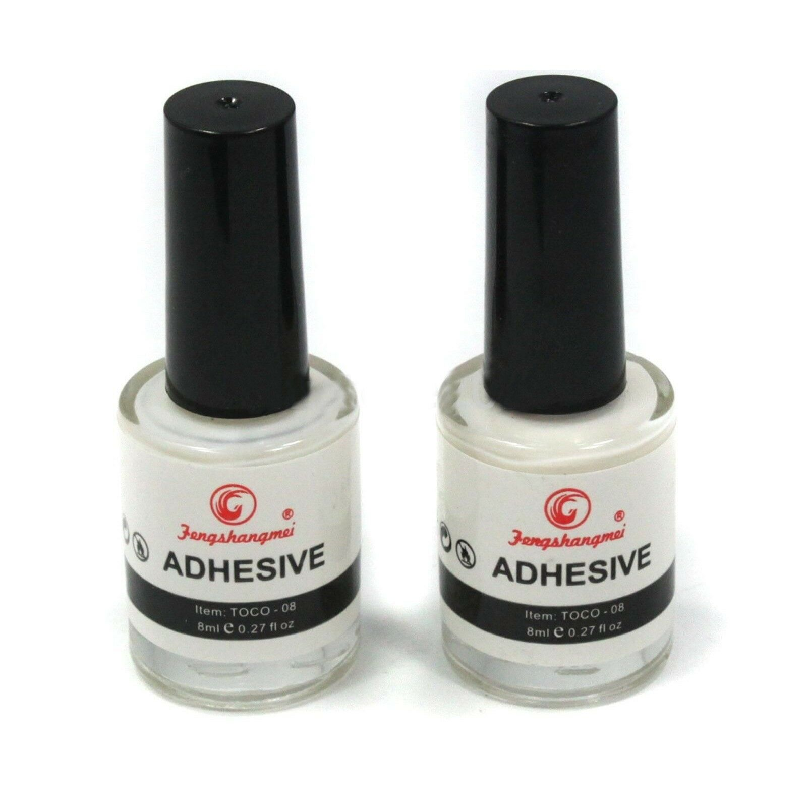 Glue Adhesive for Galaxy Star Foil Sticker Nail Art Transfer Tips ...