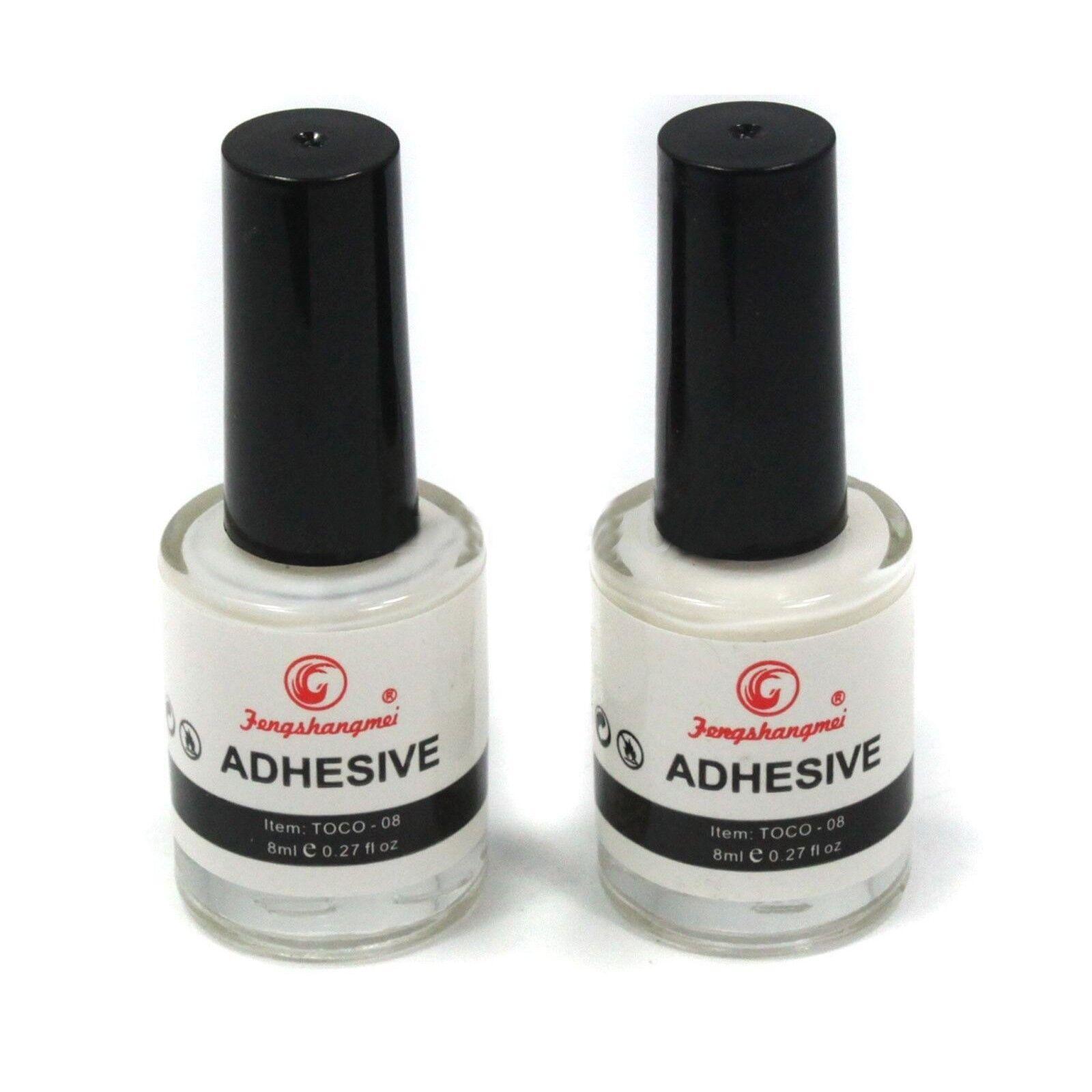 Glue Adhesive For Galaxy Star Foil Sticker Nail Art Transfer Tips