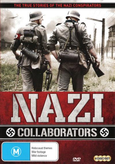 Nazi Collaborators - DVD (4 Discs) [New/Sealed] Region 4