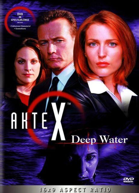 Akte X 20 - Deep Water