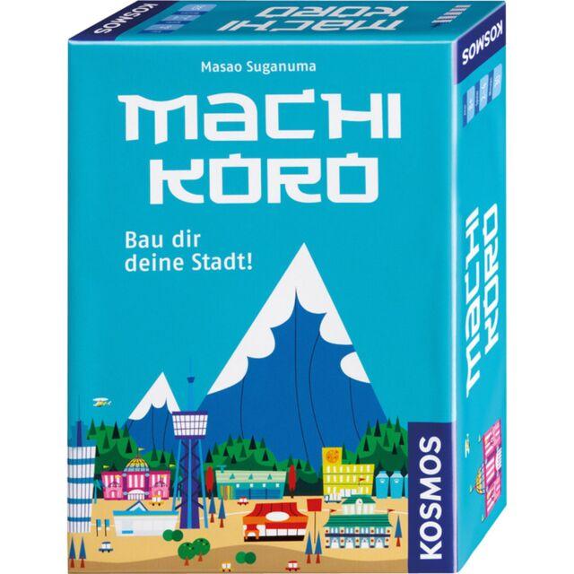 Kosmos Machi Koro, Kartenspiel