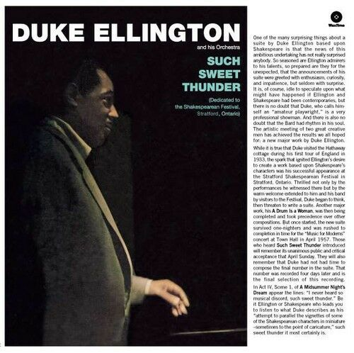 Duke Ellington - Such Sweet Thunder [New Vinyl LP] 180 Gram