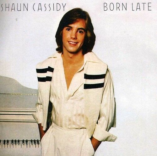 Shaun Cassidy - Born Late [New CD] Manufactured On Demand