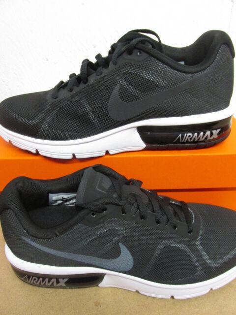 Nike AIR MAX SEQUENT Scarpe da ginnastica da donnaUK 3Nuovo con Scatola 719916008