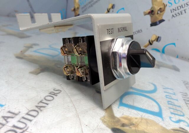s l640 ge general electric cr104p 2 position selector switch ebay  at readyjetset.co