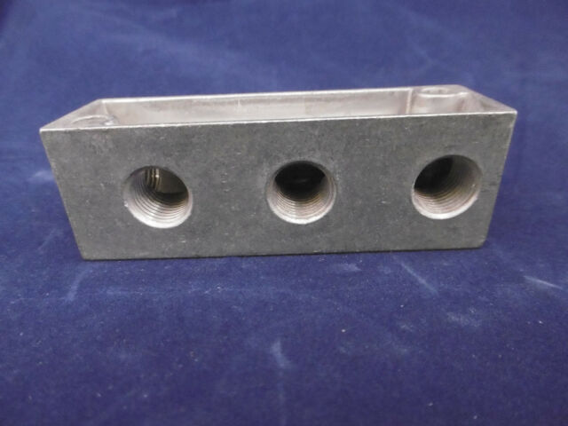 Festo FR-4-1/4-C Verteilerblock
