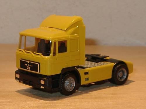 Herpa MAN F90, gelb 2a ZgM - 142021