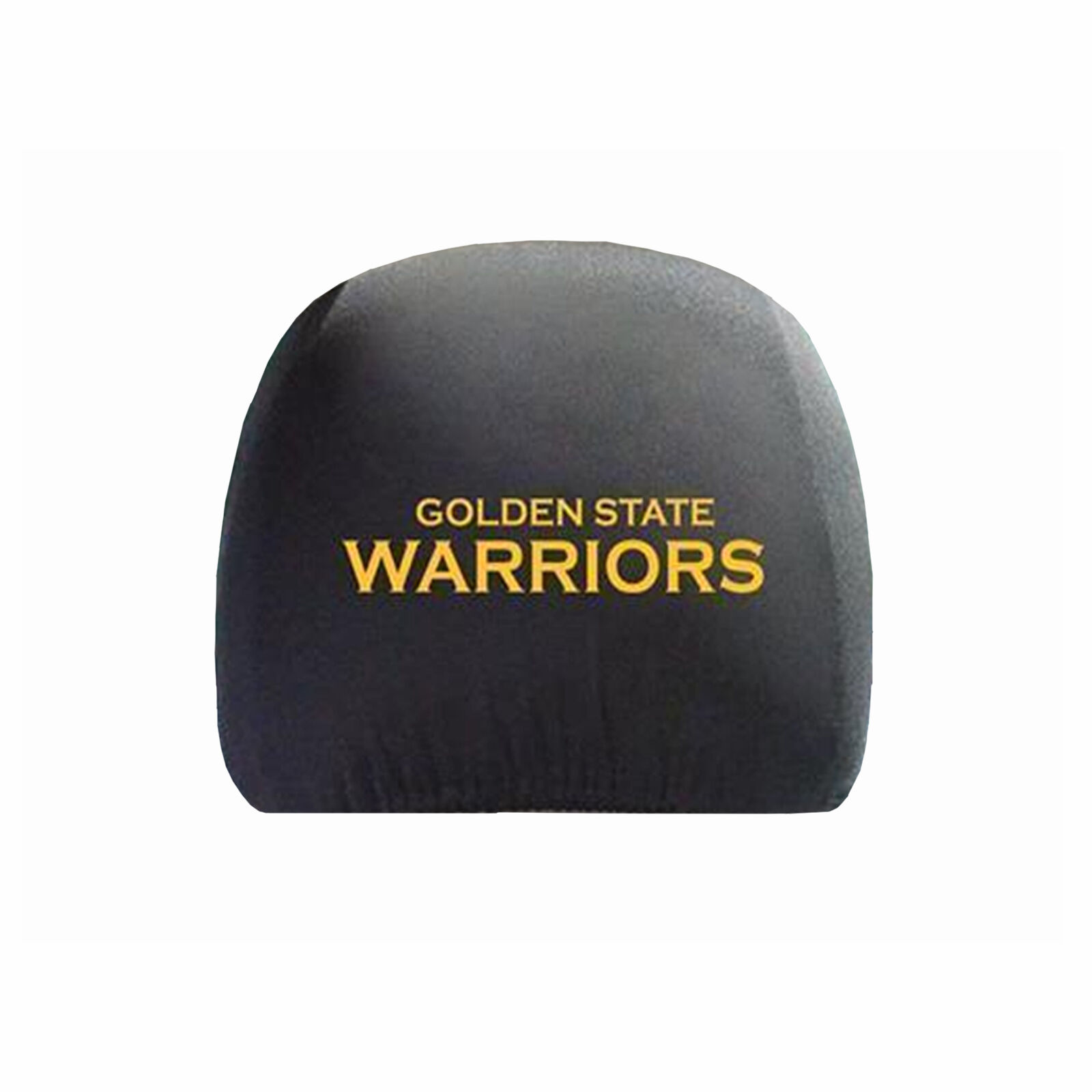 FANMATS NBA Embroidered Golden State Warriors Head Rest Covers Set ... 3cf307b214c1