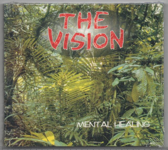 CD THE VISION - Mental Healing  1993