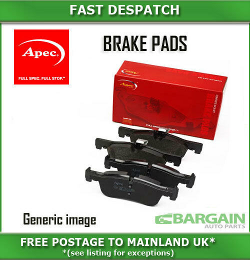REAR BRAKE PADS FOR SAAB PAD619