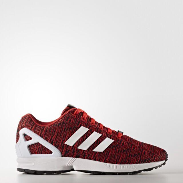 Brand New Official Adidas Originals ZX Flux 2017 Shoes (BB2763) Men's Size  (10