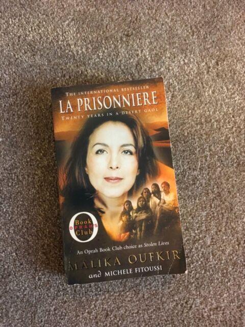 La Prisonniere by Malika Oufkir, Michele Fitoussi (Paperback, 2001)
