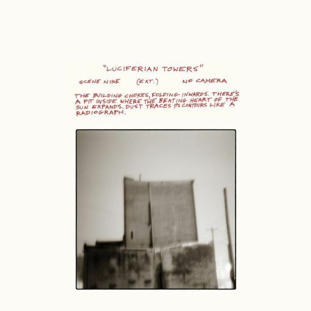 Godspeed You Black Emperor - Luciferian Towers VINYL LP