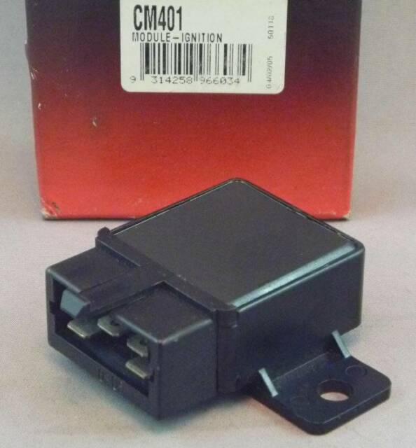Champion Ignition MODULE CM401 - Honda Prelude SNF 4 Cyl 1.6L 1979 - 1982