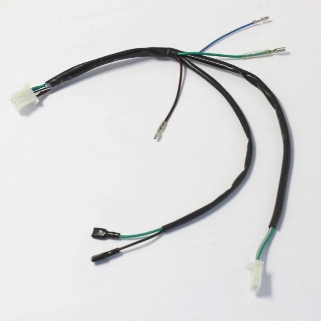 wire loom wiring harness kick start 125cc 140cc 150cc 250cc dirt rh ebay com pit bike wiring diagram cdi pit bike wiring diagram 125cc