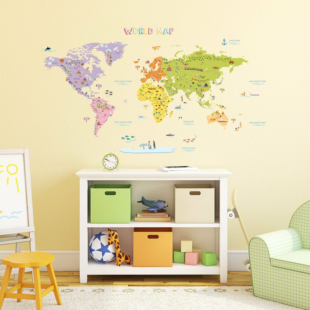Amazing Living Room Wall Stickers Ebay Image Collection - Wall Art ...
