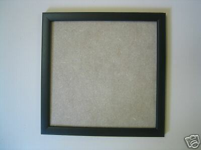 Square Picture Photo Frame Black Wooden 9x9 With Glass Ebay