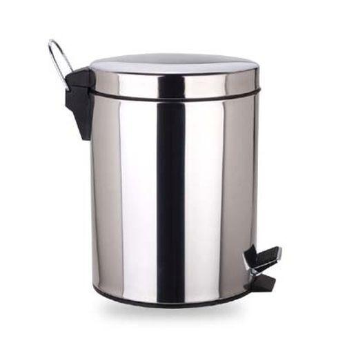 Abfalleimer mit Pedal    Mülleimer   Treteimer   Kosmetikeimer   3 Liter