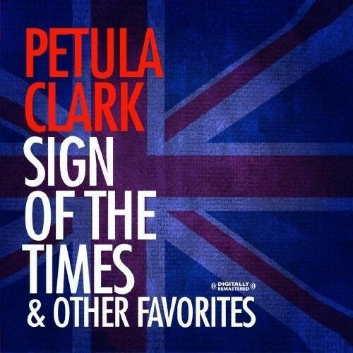 Petula Clark - Sign of the Times & Other Favorites [New CD] Manufactured On Dema